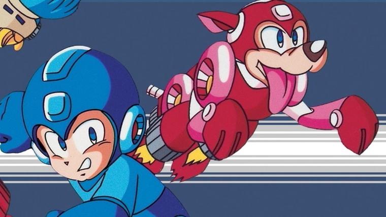 Rush de Mega Man